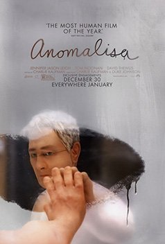 Anomalisa stop motion film