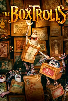 Laika The Boxtrolls