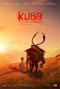 Laika Kubo and the Two Strings