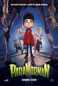 Laika ParaNorman stop motion feature