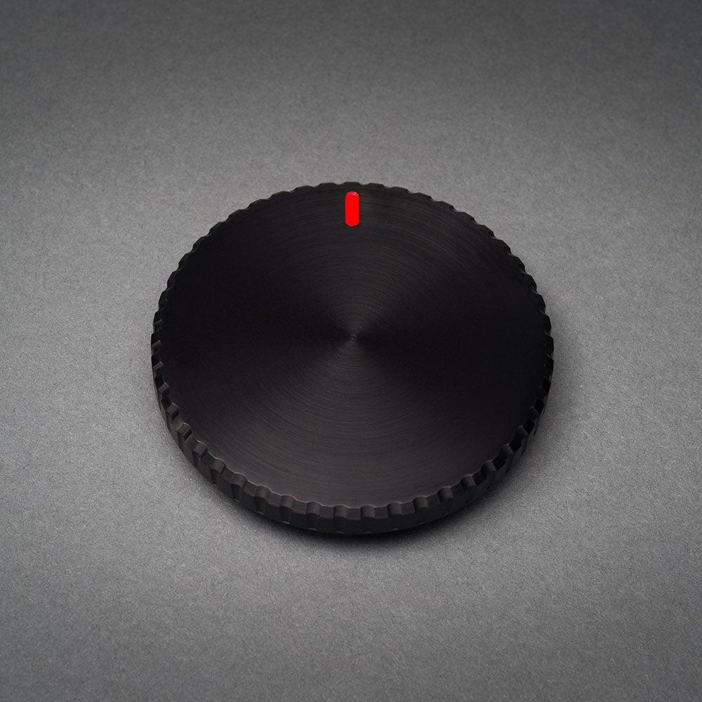 Live view correction cap