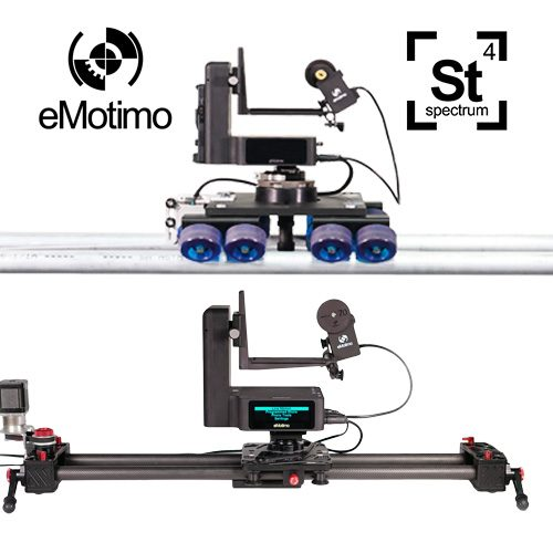 eMotimo slider pan focus system