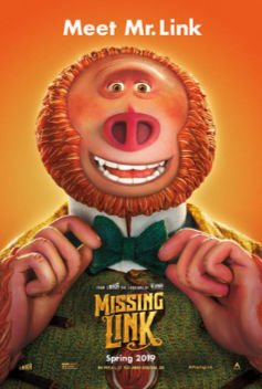 Laika Missing Link Feature Film